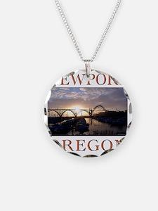 newport oregon Necklace