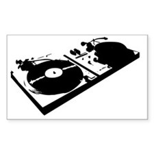 turntable Decal