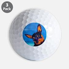 2-PB170481 Golf Ball