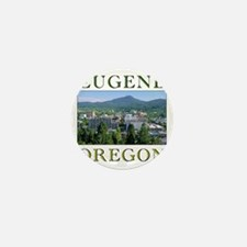 eugene oregon Mini Button