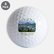 eugene oregon Golf Ball