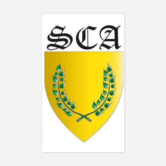 SCA Sticker (Rectangle)