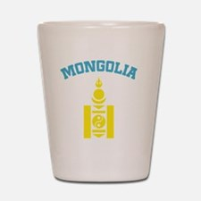 mongoliaEN Shot Glass