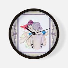 Pillow 9 Sept GDBT Hugo Wall Clock