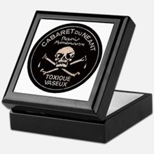 cabaretdeath2 Keepsake Box