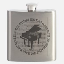 Music Tshirt2 Flask