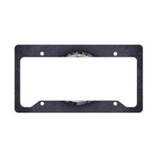 2-Rad-dist-cl-OV License Plate Holder
