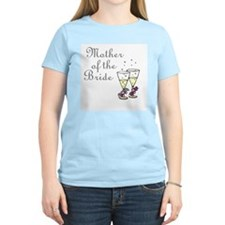 Champagne Toast Mother of the Bride T-Shirt