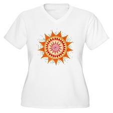 Flower Mandala 03 T-Shirt