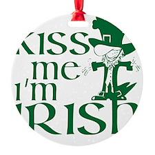 kiss-me-irish-green.gif Ornament