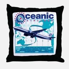 oceaniccontest Throw Pillow