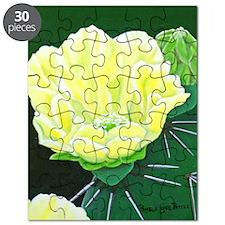 Cactus Flower Puzzle