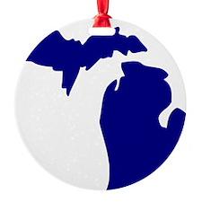 us_michigan Ornament