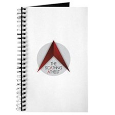 Scathing Atheist Logo Journal