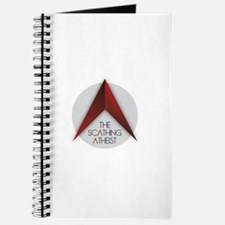 Scathing Atheist Logo Journal