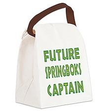 Future Springbok Captain Canvas Lunch Bag