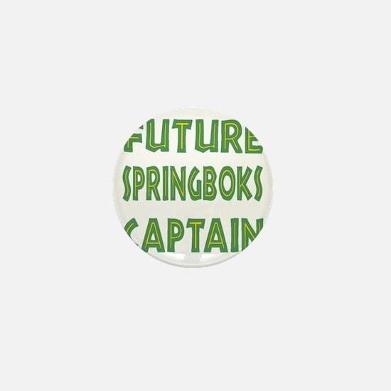 Future Springbok Captain Mini Button