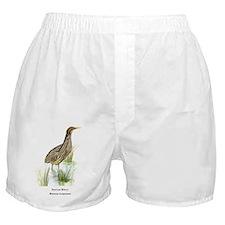 American Bittern Boxer Shorts