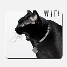 WTFgraphic Mousepad
