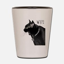 WTFgraphic Shot Glass