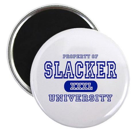 Slacker University Magnet