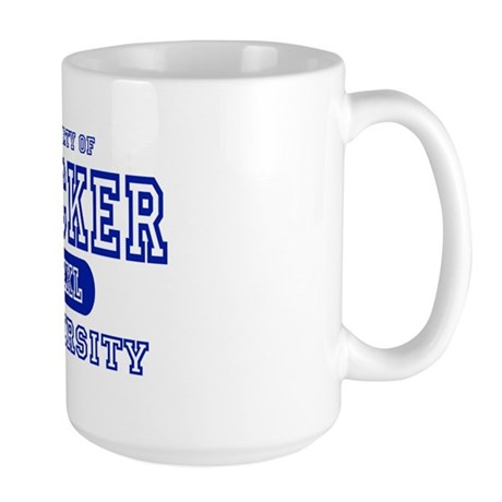 Slacker University Large Mug