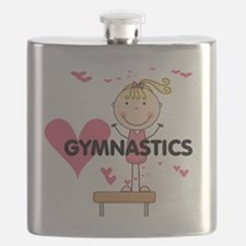 GYMNASTICSFIVE Flask