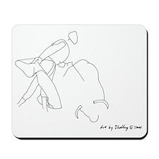 Bullfight4 Mousepad