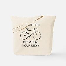 funbetweenthelegs Tote Bag