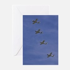 T-34 formation #2 Greeting Cards (Pk of 10)
