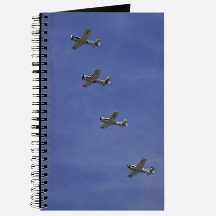 T-34 formation #2 Journal