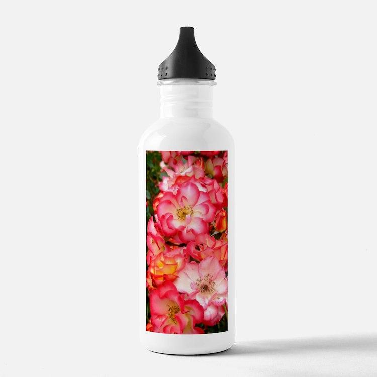 RosesJournal Water Bottle
