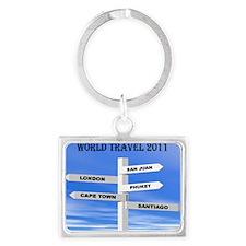 WT 2011 Landscape Keychain