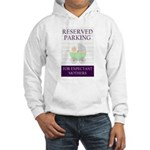 expectant mother parking Hooded Sweatshirt
