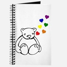Bears Love Color Journal