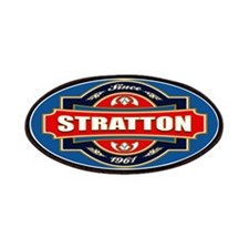 Stratton Old Label Patches