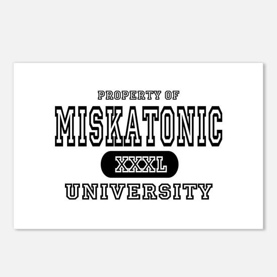 Miskatonic University Postcards (Package of 8)