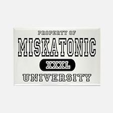 Miskatonic University Rectangle Magnet