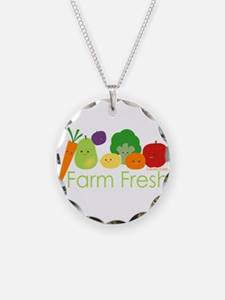 """""""Farm Fresh"""" Necklace"""