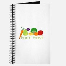 """""""Farm Fresh"""" Journal"""