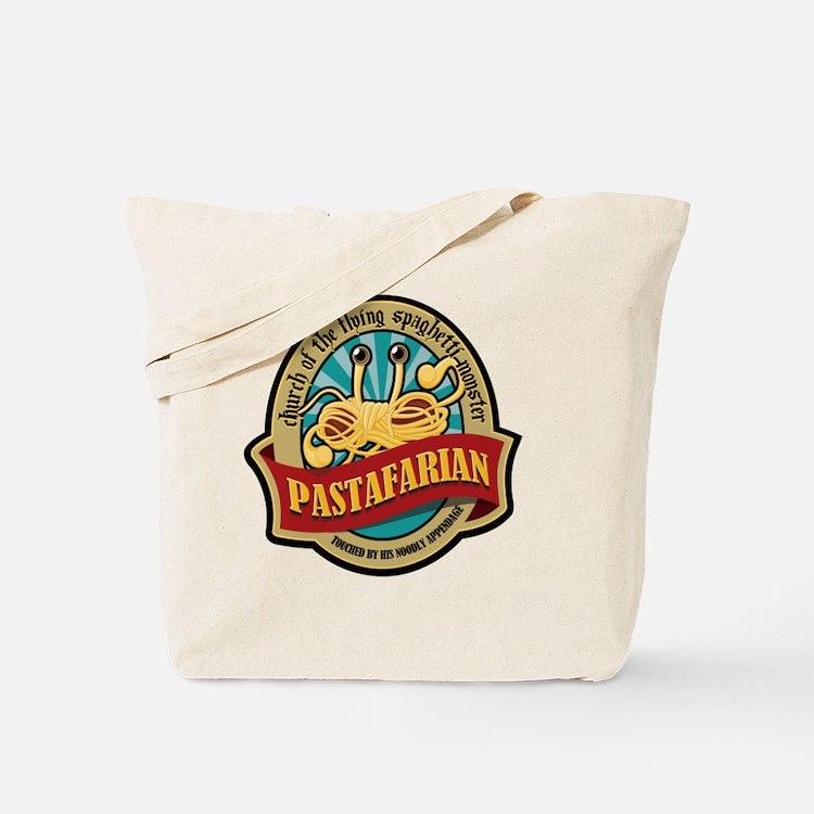 Pastafarian Seal Tote Bag