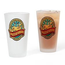 Pastafarian Seal Drinking Glass