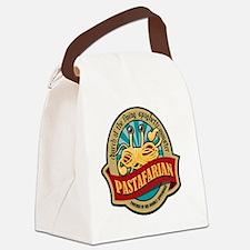 Pastafarian Seal Canvas Lunch Bag