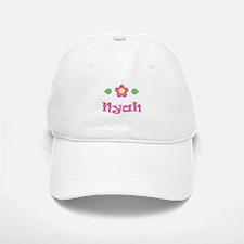 """Pink Daisy - """"Nyah"""" Baseball Baseball Cap"""