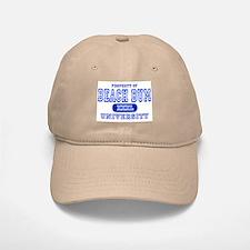 Beach Bum University Baseball Baseball Cap
