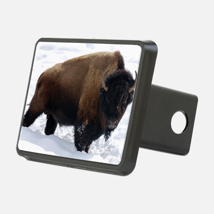 1 Bison Snow Hitch Cover