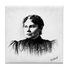 Lizzie Borden ART tile