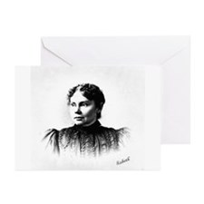Lizzie Borden note card (Pk of 10)