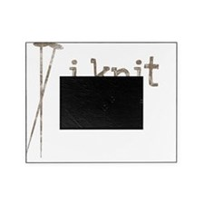 knit1-transparent Picture Frame