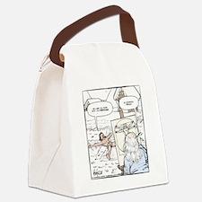 Proportion Man Final Canvas Lunch Bag